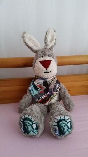 Makerist - Randy Rabbit - Eine deutsch-amerikanische Freundschaft - Nähprojekte - 1