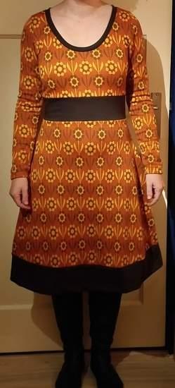 Retro warm/winter dress