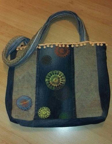 Makerist - Upcycling Geburtstags-Tasche - Nähprojekte - 1
