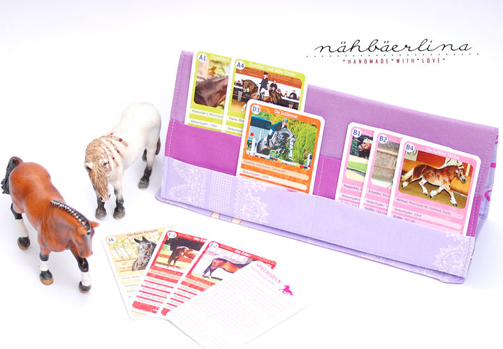 Makerist - Kartenhalter von shesmile - Nähprojekte - 1
