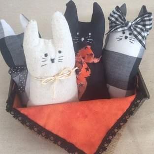 Makerist - Kitten and Naptime Blanket - 1