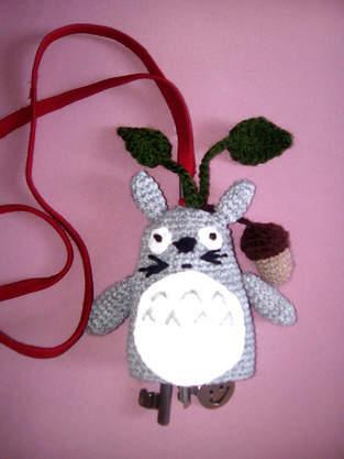 Totoro Schlüsselverstecker