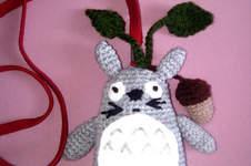 Makerist - Totoro Schlüsselverstecker - 1