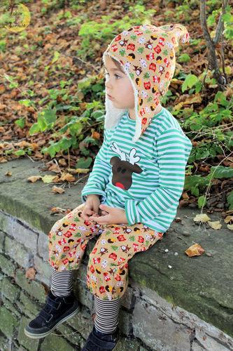 Makerist - Herbstoutfit - Nähprojekte - 1
