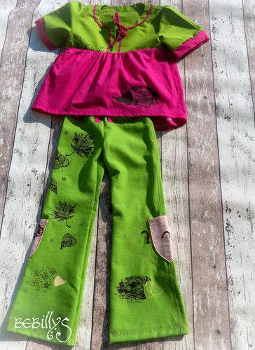 Makerist - Igel im Herbst - Textilgestaltung - 1