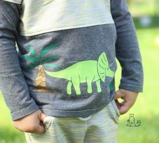 Makerist - Die Dinosaurier sind los - 1