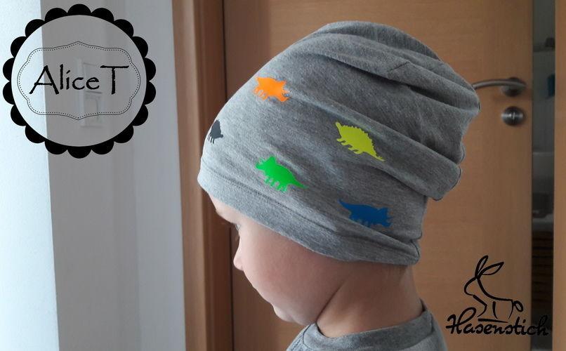 Makerist - Die Dinos sind los - Textilgestaltung - 3