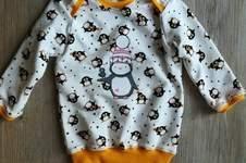 Makerist - Schlupfshirt für Patenkind mit tollem Plott - 1