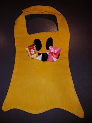 Makerist - Halloween Grusel Tasche - 1
