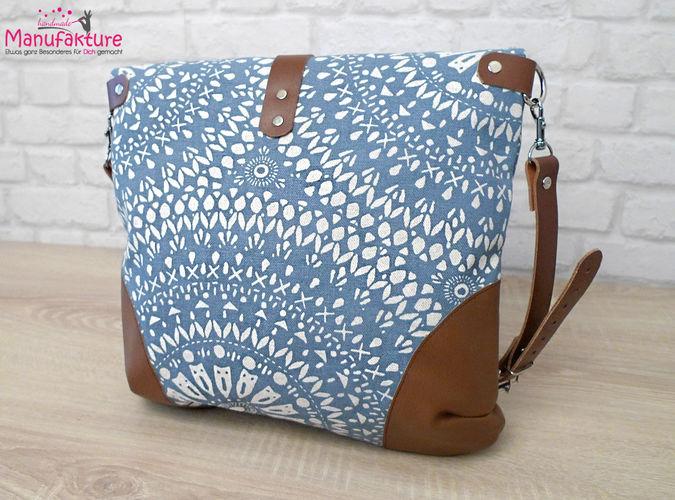 Makerist - Büddel Bag Marei, von Unikati - Jede Naht ein Unikat - Nähprojekte - 2