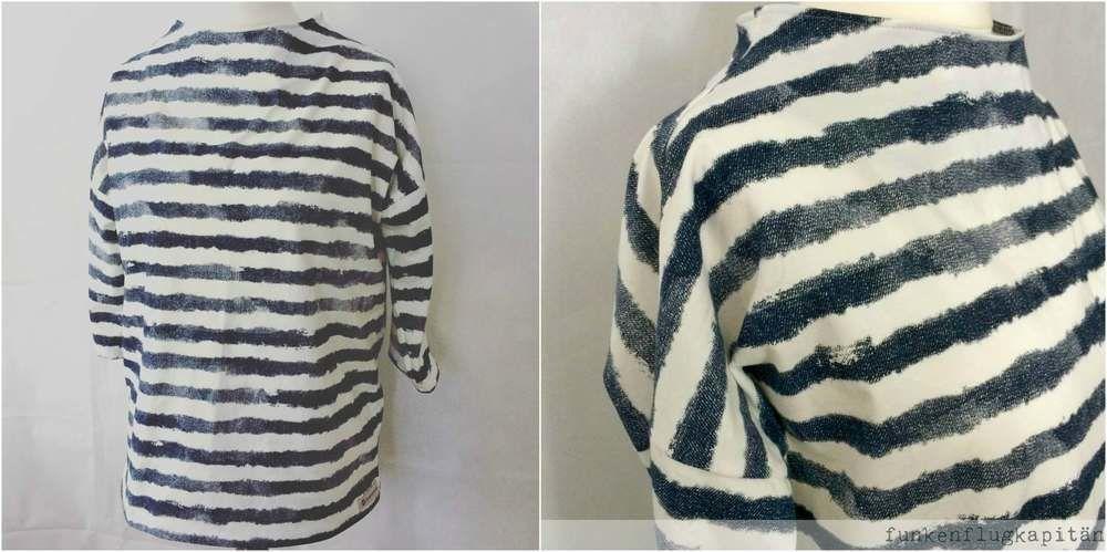Makerist - Pullover mit 3/4 Ärmeln und kleinem Stehkragen - Nähprojekte - 1