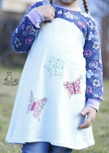 Makerist - Bunt, Bunter, Schmetterlinge - Textilgestaltung - 1