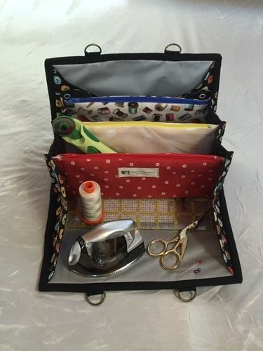 Makerist - Sewing clutch - Sewing Showcase - 3