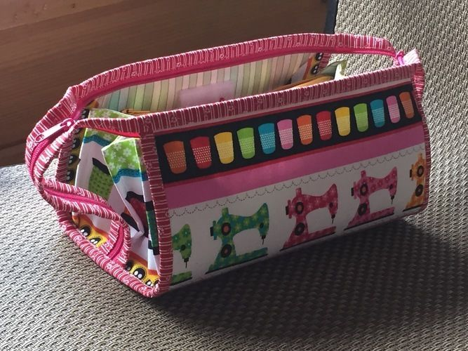 Makerist - Small sewing bag - Sewing Showcase - 1