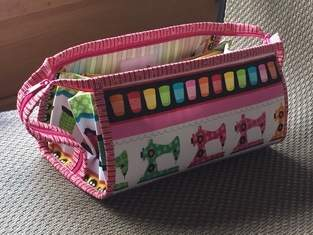 Makerist - Small sewing bag - 1