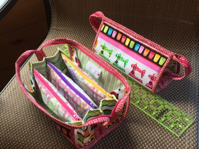 Makerist - Small sewing bag - Sewing Showcase - 2