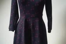 Makerist - Robe femme jersey cerise  - 1