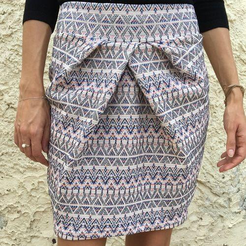 Makerist - Jupe Evchen de Konfetti Patterns - Créations de couture - 1