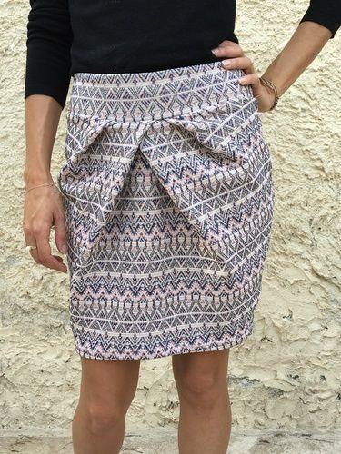 Makerist - Jupe Evchen de Konfetti Patterns - Créations de couture - 2