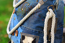 Makerist - Upcycling extrem - Casual Bag aus Jeans für die urbane Frau ;-) - 1