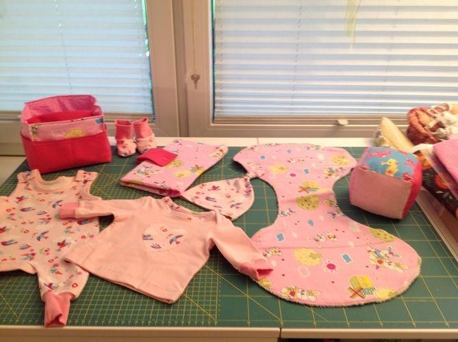 Makerist - Babyausstattung - Nähprojekte - 1
