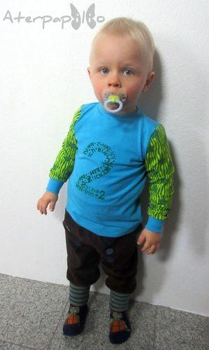Makerist - Karl Knopf zum 2. Geburtstag - Nähprojekte - 1