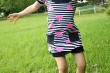 Makerist - Kleid Mini-Mathilda fürs Töchterchen - 1