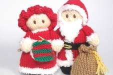 Makerist - Mr and Mrs Claus - 1