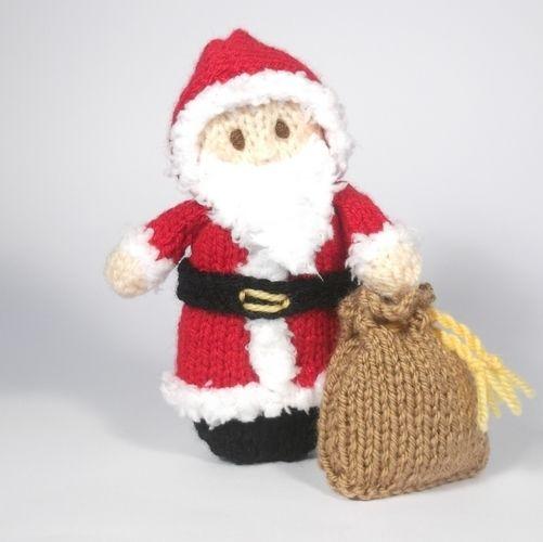 Makerist - Mr and Mrs Claus - Knitting Showcase - 2
