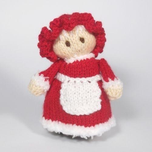 Makerist - Mr and Mrs Claus - Knitting Showcase - 3