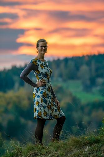 Makerist - Kleid Fano - Nähprojekte - 1
