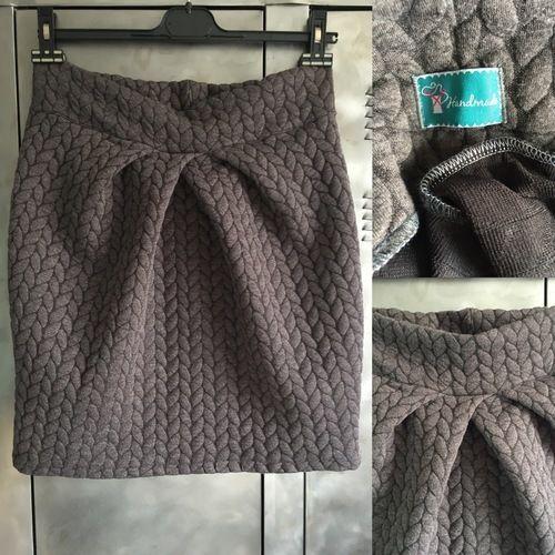 Makerist - La petite Ève - Jupe sweat - Créations de couture - 1