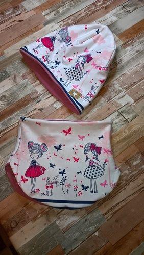 Makerist - Babymütze und Halssocke aus Jersey und Sweat - Nähprojekte - 1