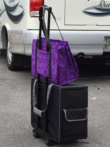 Makerist - Ultimate carry all bag for sewing and crafts - Sewing Showcase - 3
