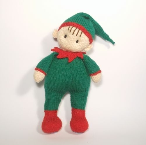 Makerist - Jo-Jo Cuddle Elf - Knitting Showcase - 2