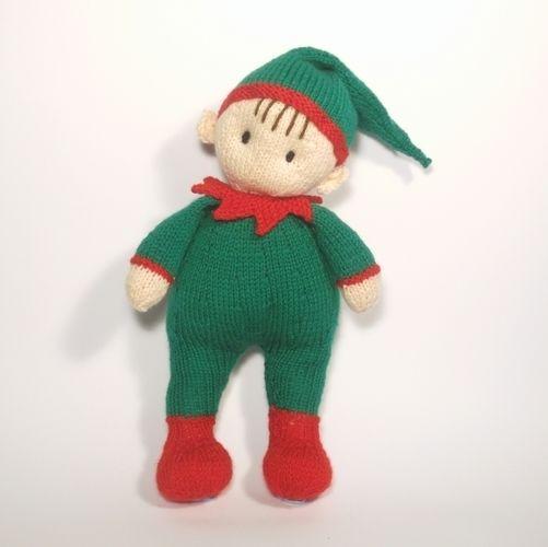 Makerist - Jo-Jo Cuddle Elf - Knitting Showcase - 2