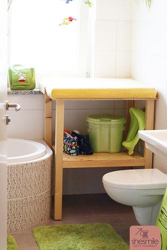 Makerist - Wickeltisch aus Holz - DIY-Projekte - 1