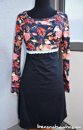 Makerist - Zauberhaftes Herbstkleid - Nähprojekte - 1