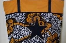 Makerist - Concours Novembre _ sac de couture (il faut au moins cette taille pour tout amener à mon cours) - 1