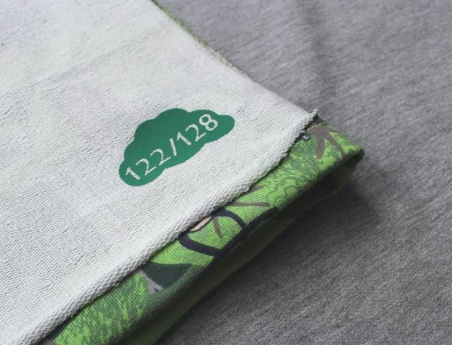 Makerist - Nie wieder die Größe vergessen - Textilgestaltung - 1