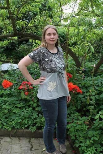 Makerist - Herbstliche Tunika - Textilgestaltung - 1