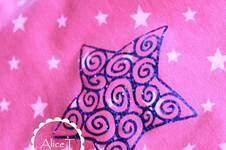 Makerist - Winterliches Kleid verschönert - 1