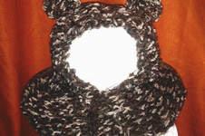 Makerist - kuschelige Schlupfmütze m. Bärenohr einfachen Strickanleitung Ruckzuck gestrickt - 1