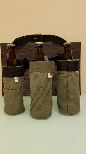 Makerist - Flaschenhalter für Gürtel - Nähprojekte - 1