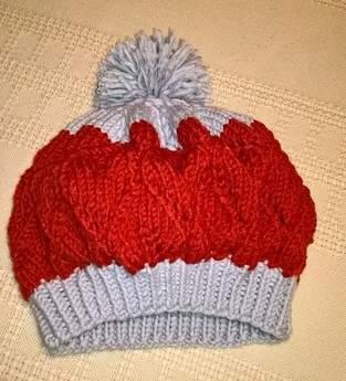 Makerist - Mütze warm - 1