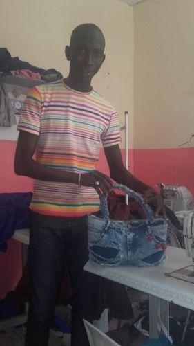 Makerist - Sac au tour de fésse - Créations de couture - 1