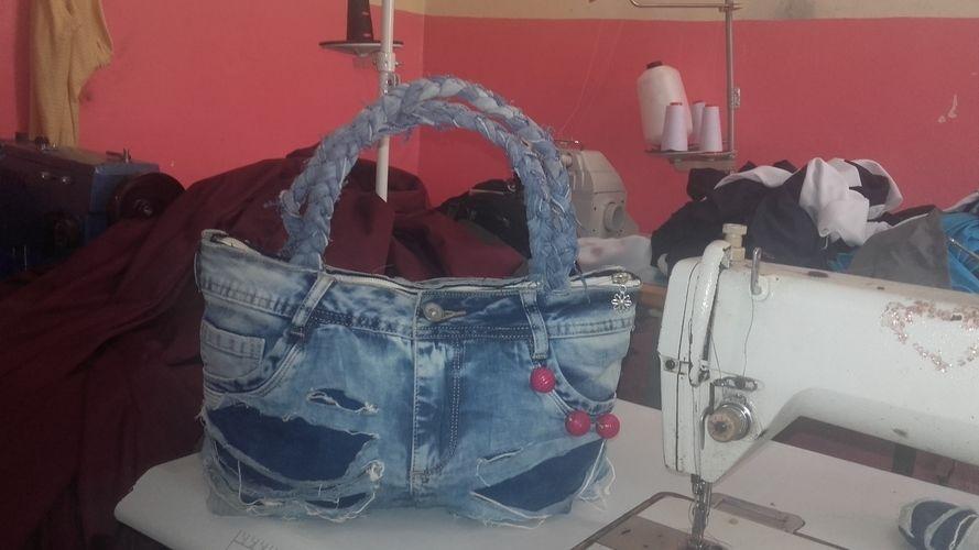Makerist - Sac au tour de fésse - Créations de couture - 2