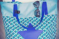 """Makerist - Concours Novembre : Le sac de plage """"Summer Bag"""" de Jane Emilie  - 1"""