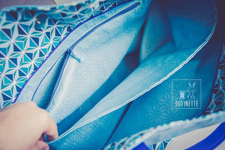 """Makerist - Concours Novembre : Le sac de plage """"Summer Bag"""" de Jane Emilie  - Créations de couture - 3"""
