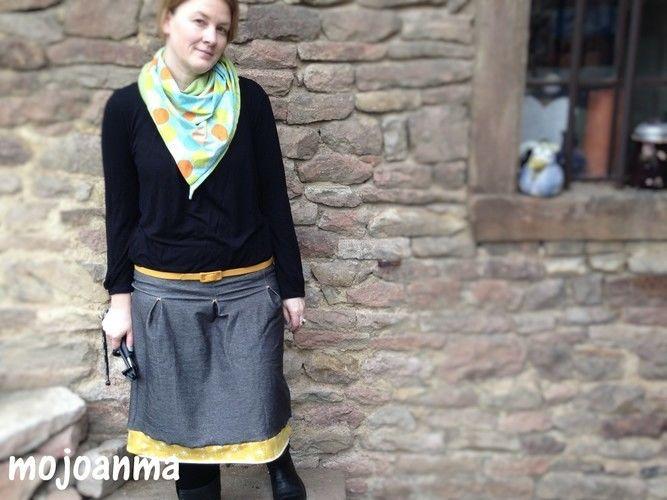 Makerist - Frau Antje - zum FrühlingsROCKen - Nähprojekte - 3